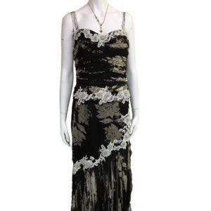 Todays Designer Plus Size Black Size 22 Dress